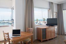 Apartamento en Sitges - Apartamentos 1/2 dormitorios amueblado con vistas al mar