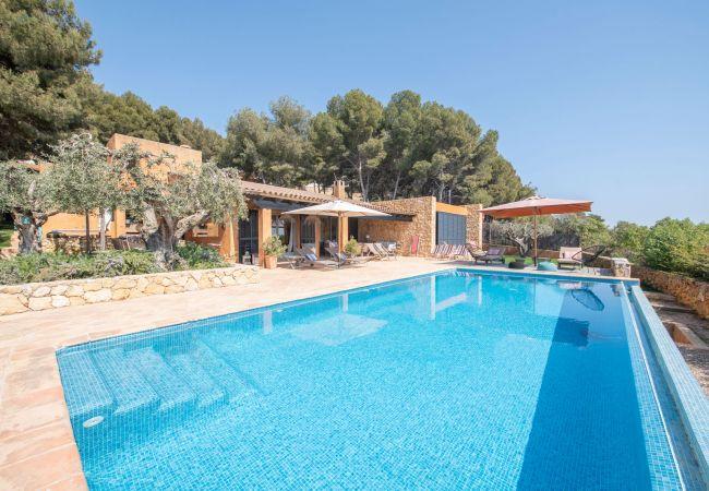 Villa en Tarragona - TH112 Magnifica villa en la primera linea con vistas panoramicas
